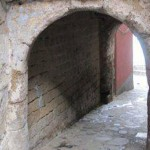 Antica porta Marina Grande - Sorrento