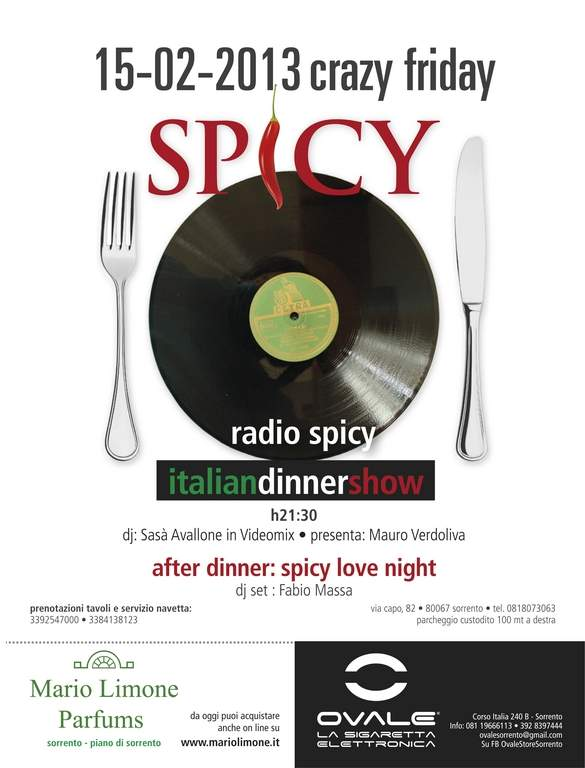 Discoteca Spicy Sorrento