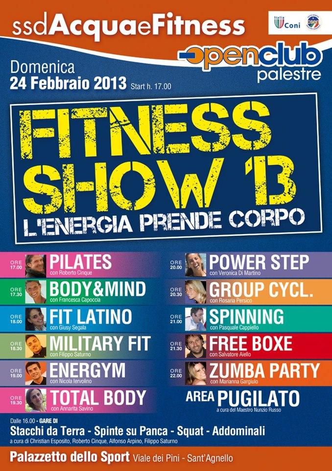 Openclub palestra - Sorrento