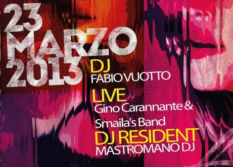 23 Marzo 2013 - Fauno Notte Club