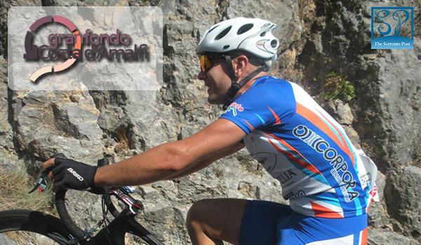 Ciro Cardone ci racconta la sua GranFondo Costa d'Amalfi