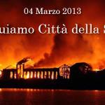 Ricostruiamo Città della Scienza - Napoli