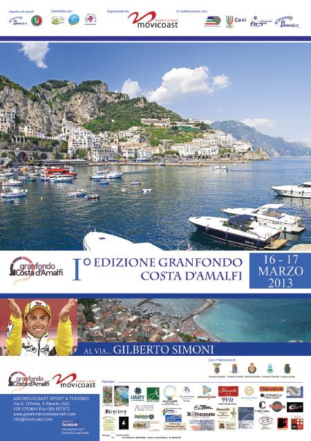 GranFondo Costa d'Amalfi 2013