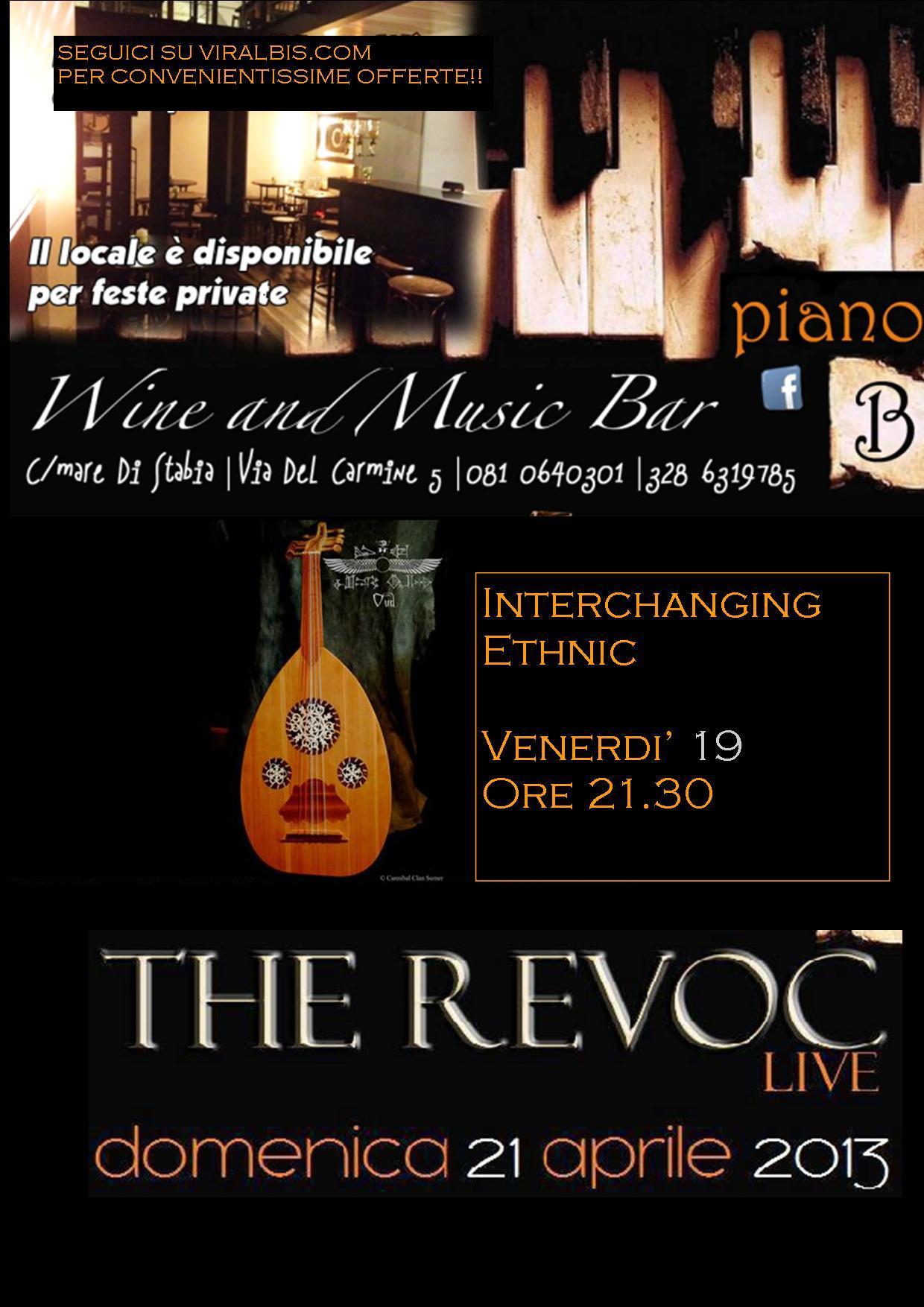 The Revoc al Piano B