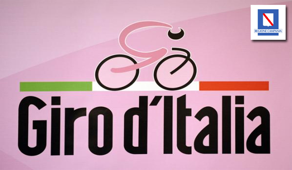 La Campania celebra il Giro D'Italia