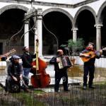 'O Rom in concerto a Pozzuoli