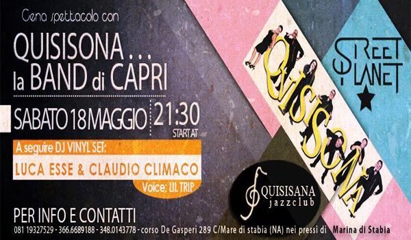 Quisisona...la band di Capri
