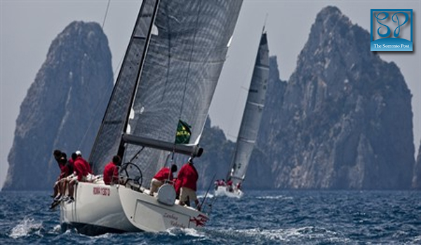 Rolex Capri Sailing Week \ Volcano Race 2013