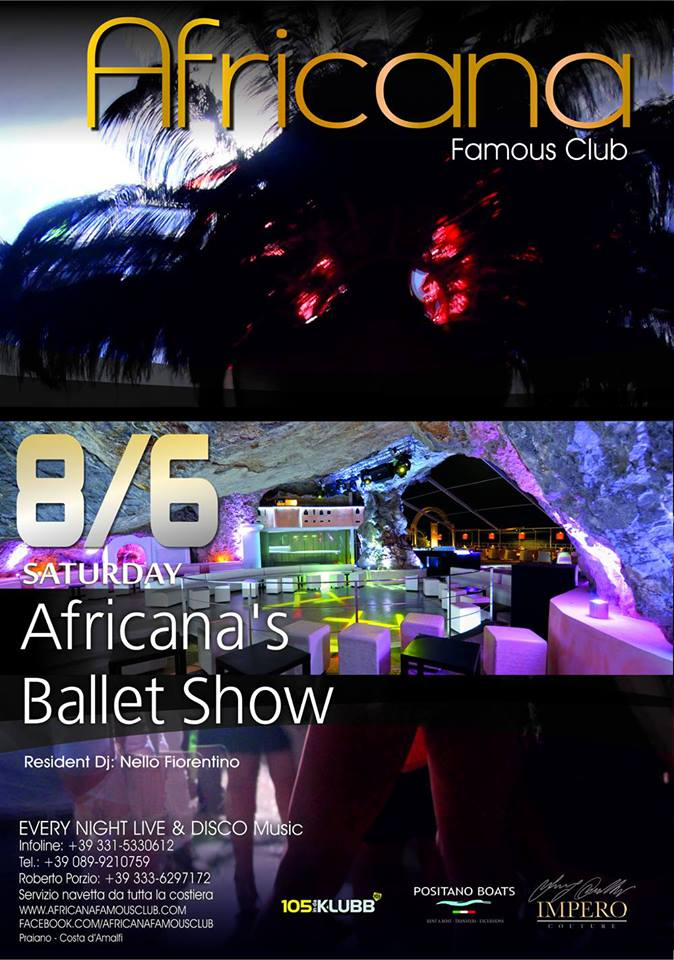 Africana 8 Giugno 2013