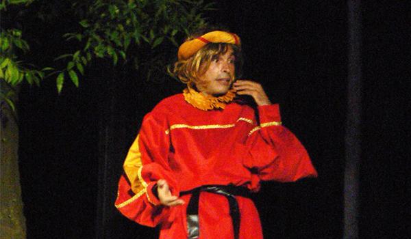 Giovanna: la regina napoletana in scena a Meta