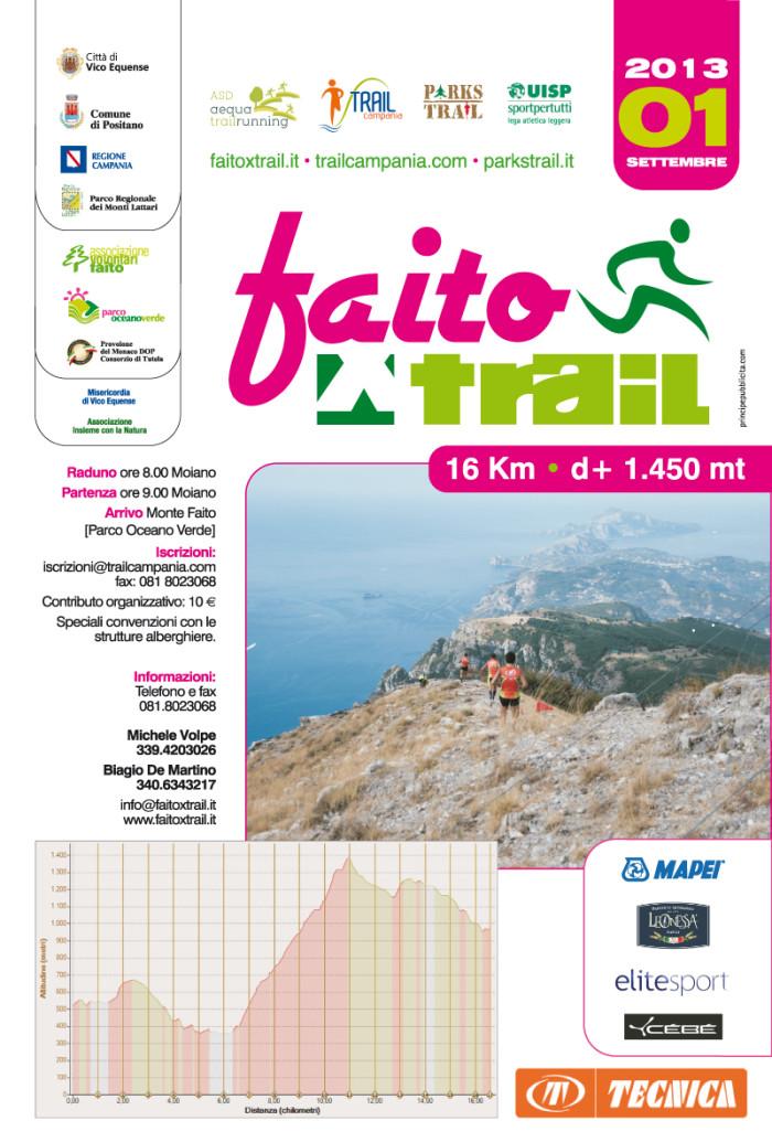 Faito X Trail 2013