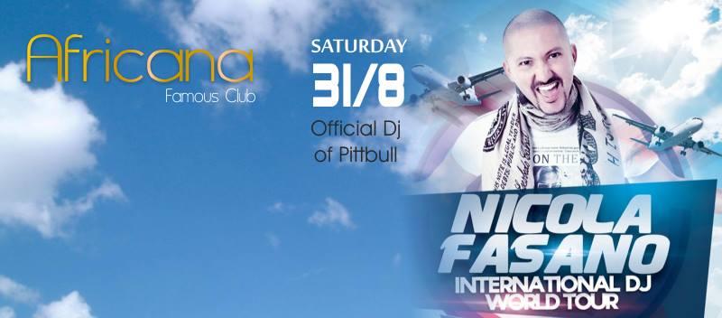 All'Africana Famous Club Nicola Fasano