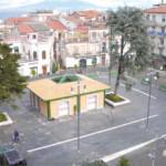 Piazza Veniero dall'alto (foto tratta dal web)