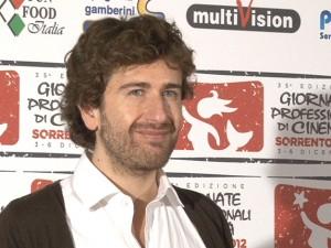 Alessandro Siani a Sorrento per Natale.