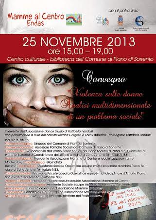 Violenza sulle donne, un convegno per parlarne