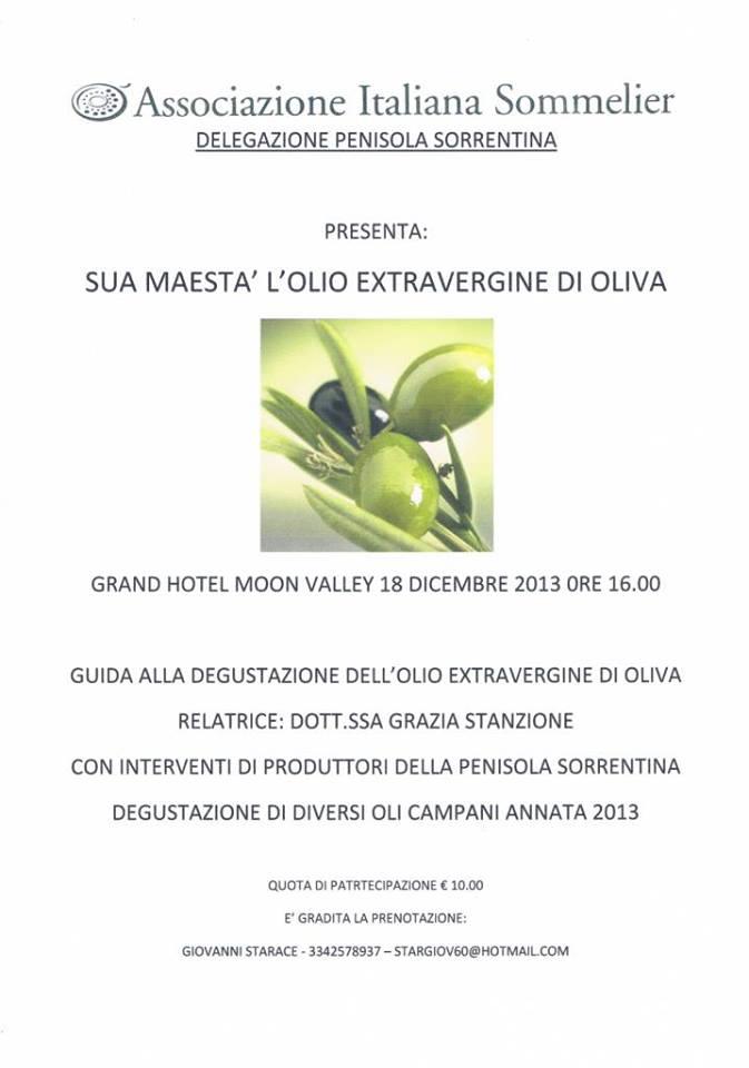 Olio extravergine di oliva, impariamo a conoscerlo