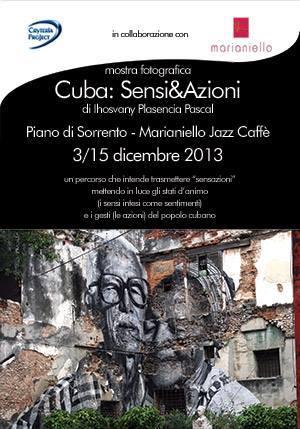 Al Marianiello Jazz Caffè una mostra dedicata a Cuba e la sua cultura