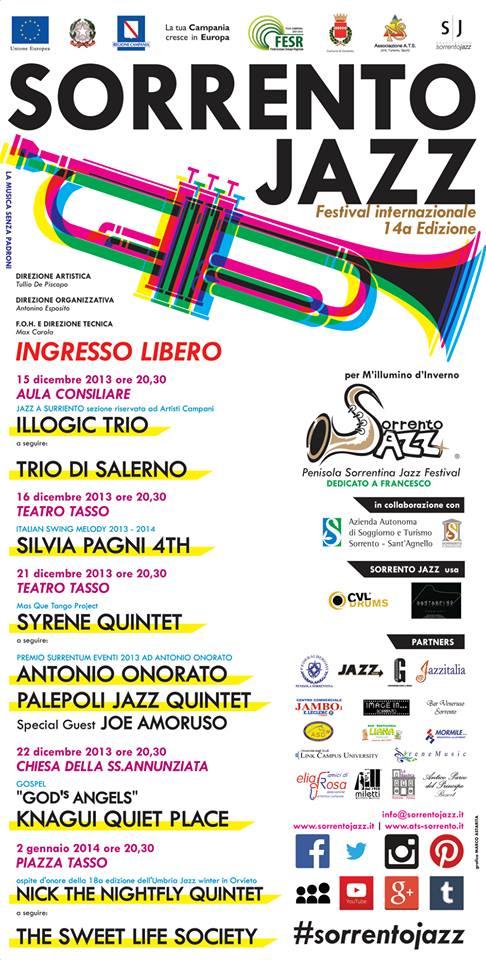 Antonio Onorato e la musica gospel al Sorrento Jazz