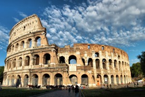 Colosseo Roma - Italia