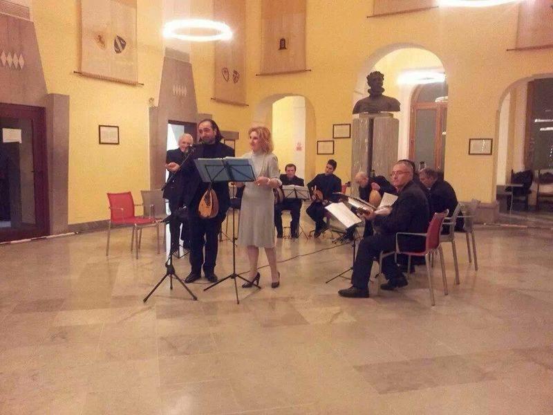 Concerto di Eduardo Converso in ricordo del M.o Vincenzo Schisano