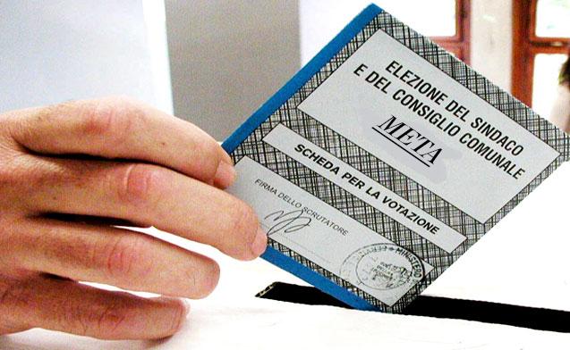 Elezioni Comunali 2014 a Meta: vince Tito