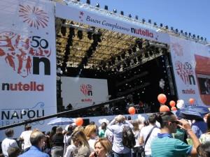 Festa della Nutella - Napoli 2014