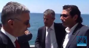 Francesco Schettino e Giuseppe Tito