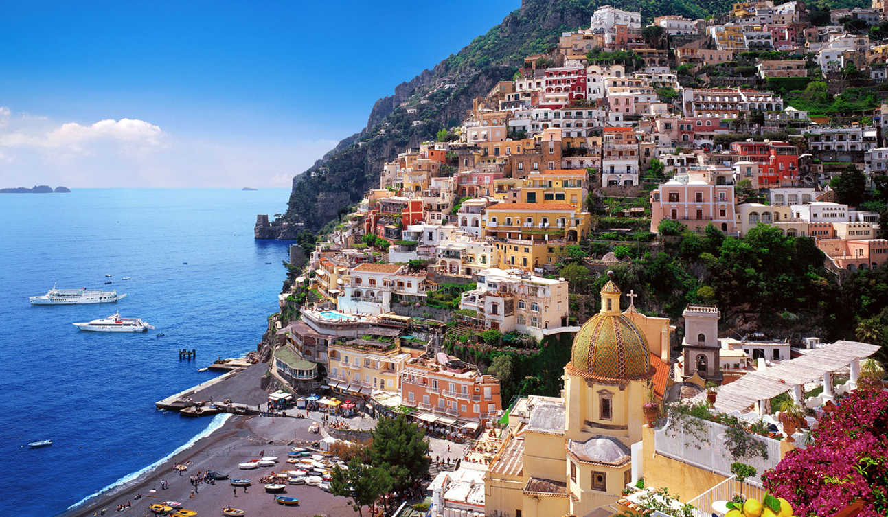 Positano – TimeLapse, 2014 by Carlo Prisco