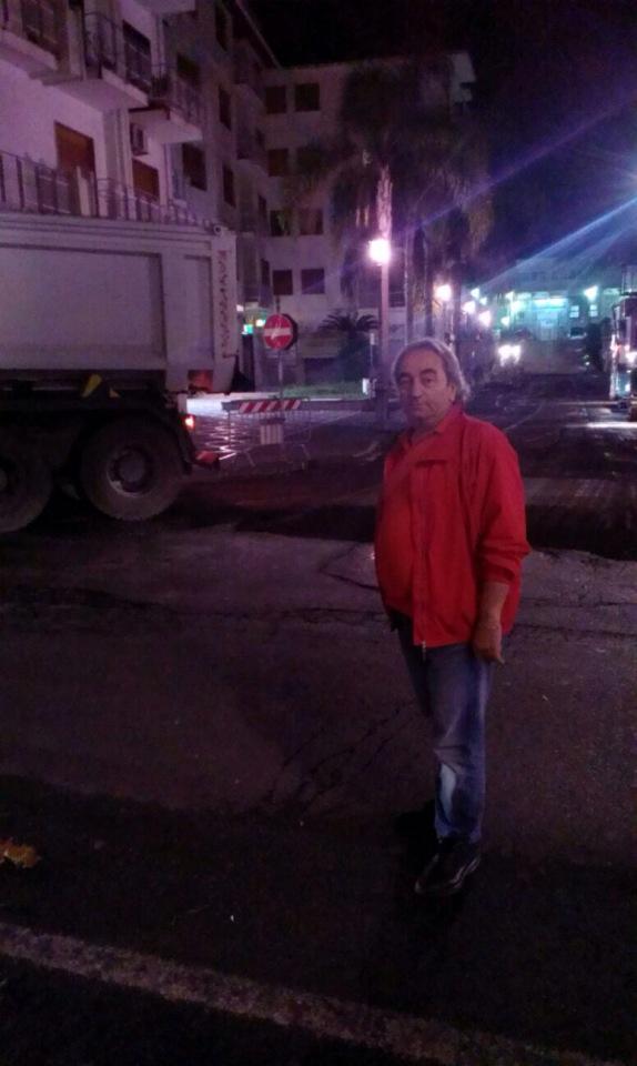 Lavori pubblici a Sant'Agnello, l'Assessore Castellano li annuncia su Facebook