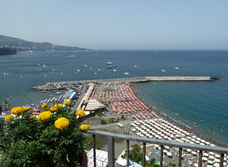 how to get to procida from sorrento
