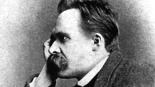 1876: FRIEDRICH NIETZSCHE A SORRENTO