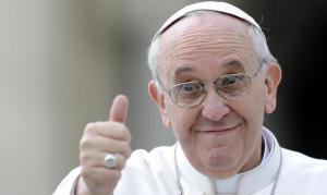 Papa Francesco visiterà Napoli nel 2015