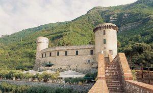 Il castello di Castellammare di Stabia