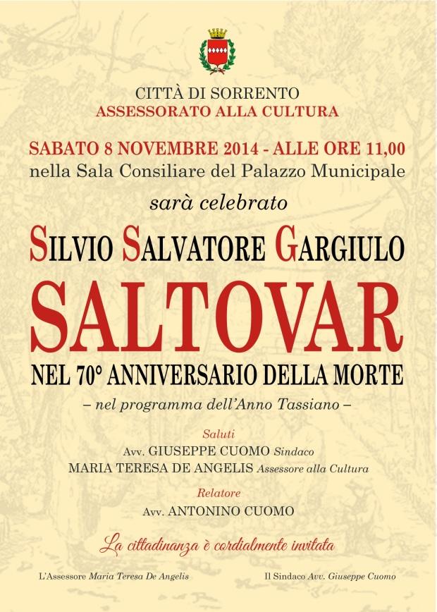 Manifesto Saltovar