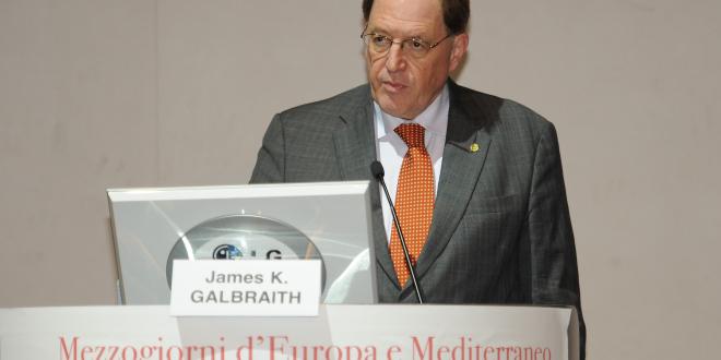"""""""Bisogna prendersi meglio cura degli esseri umani per avere un'economia stabile e una ripresa della crescita"""". Così James Kenneth Galbraith al Sorrento Meeting"""