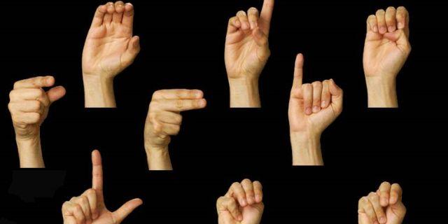 L'alfabeto dei segni: apprendere come comunicare con persone audiolese