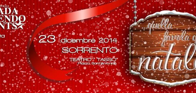 """""""…quella favola di Natale"""", al teatro Tasso le piccole star di """"Io canto"""" e """"Ti lascio una canzone"""""""