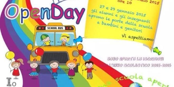 """Open day al teatro Tasso per la scuola """"Santa Maria della Pietà"""""""