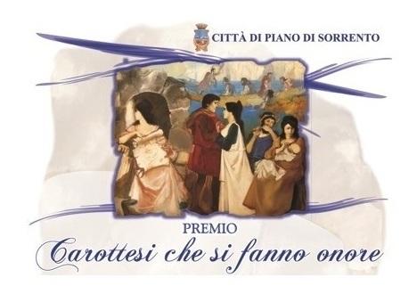 """Premio """"Carottesi che si fanno onore"""" a Cecilia Coppola e Cristoforo Trapani"""
