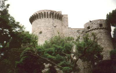Il fantasma della dama di Castellammare di Stabia