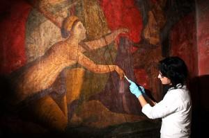 Villa dei misteri - Pompei