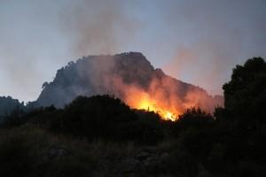 Incendio Tordigliano 2015