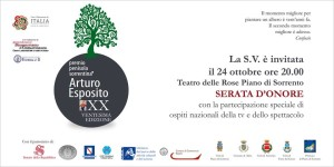 Premio Penisola Sorrentina Arturo Esposito