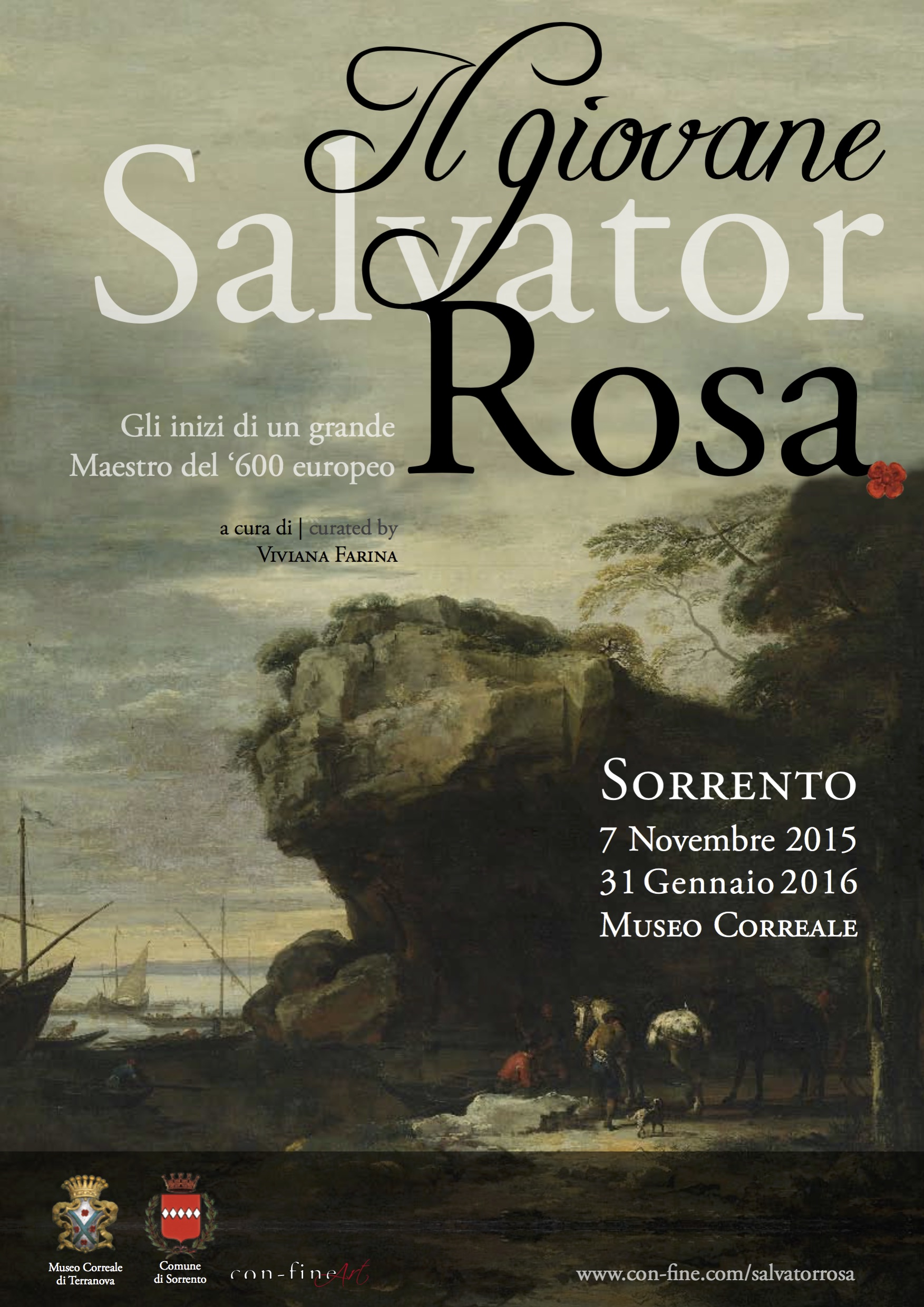 Museo Correale - Salvator Rosa - Sorrento