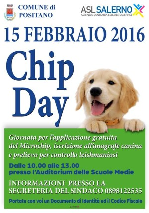 Chip day a Positano