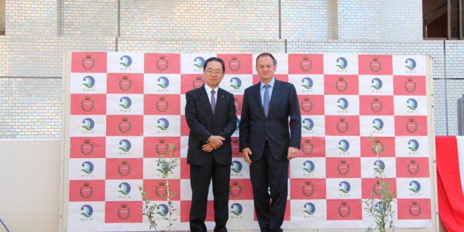 In Giappone una fiera dedicata a Sorrento: rinnovato il gemellaggio con Kumano