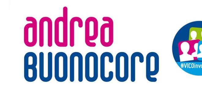 Gioacchino Alfano a Vico Equense per sostenere Andrea Buonocore