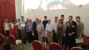 Premiazione Convivio Mediterraneo - Vico Equense 2016