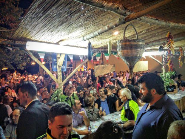 Festa dei sapori contadini - Ticciano 2016