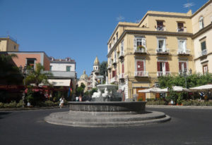 Vico Equense - Piazza Umberto I